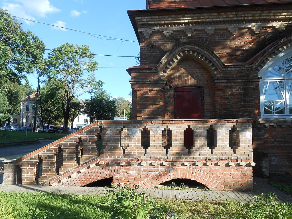 Здание бывшего музея княгини Тенишевой