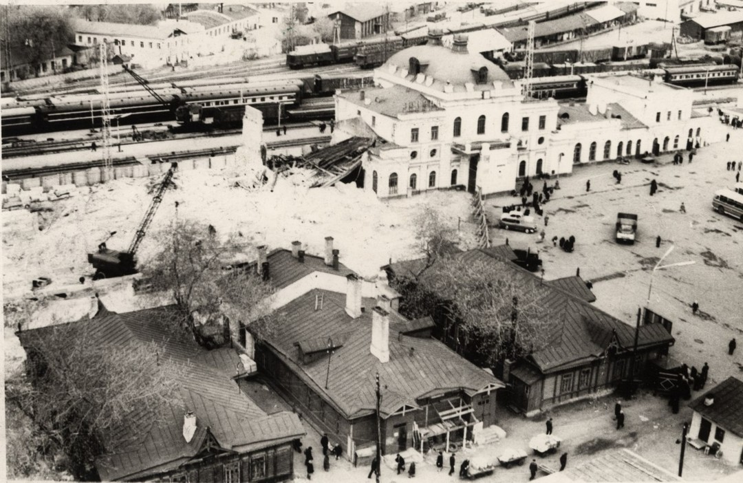 Вокзал Пенза-I
