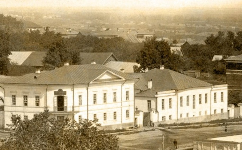 Дом Григория Столыпина
