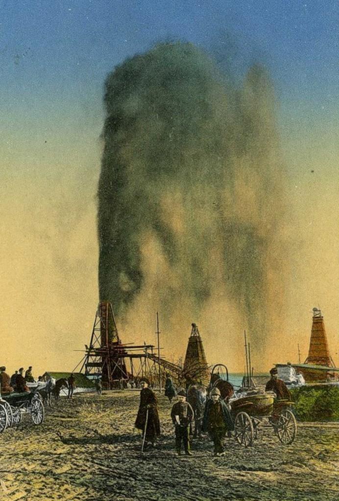 Нефтяной бизнес в Пензе