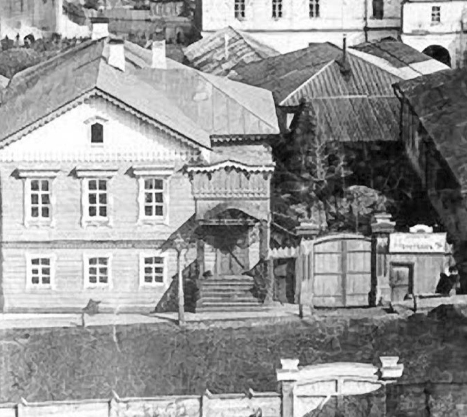 Дом филолога Фёдора Буслаева