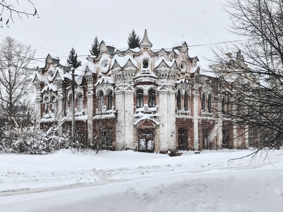 Пассаж Клевцова в Бийске