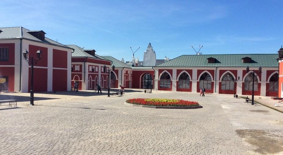 Калужский Гостиный двор