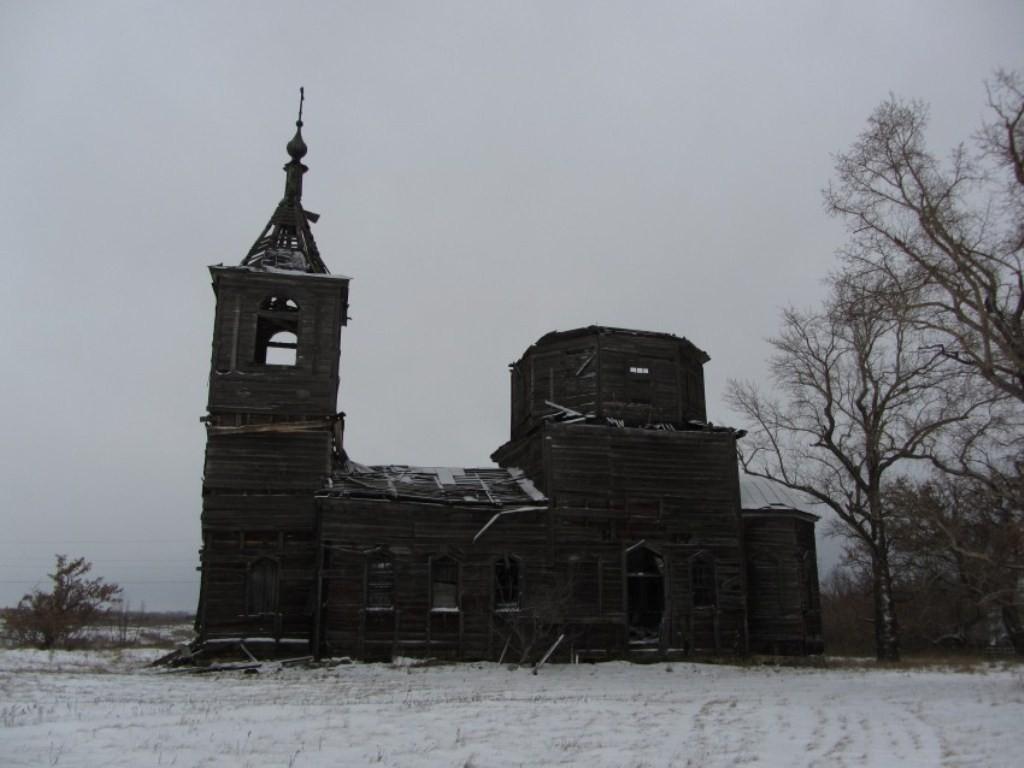 Церковь 1753 года постройки