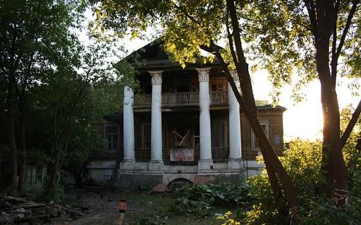 Дом Толмачевых