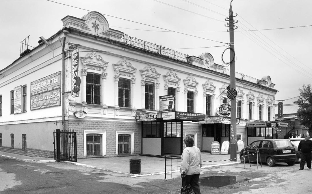 Пиво купца Калашникова