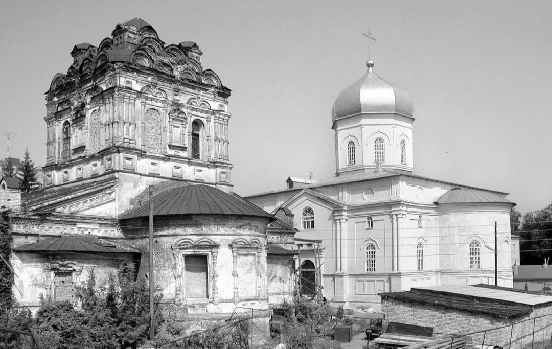 Тайная узница женского монастыря