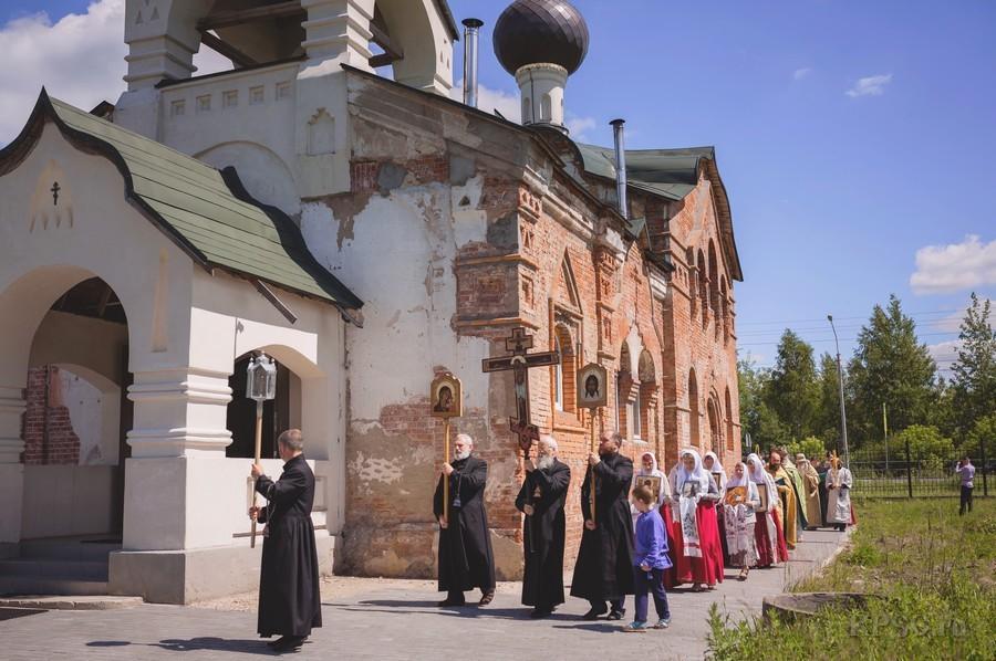 Церковь княгини Анны Кашинской в Кузнецах