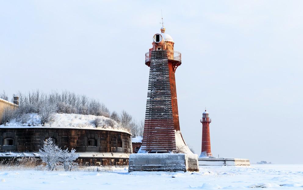 Нижний Кронштадтский (Нижний Николаевский) маяк