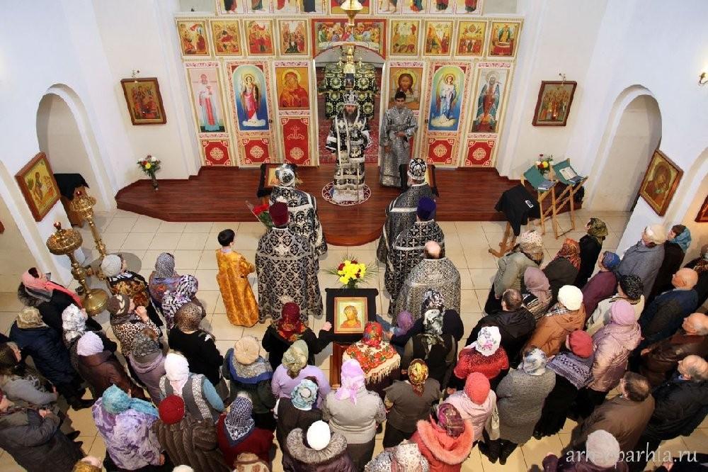 Храм святителя Тихона Патриарха Всероссийского в Архангельске