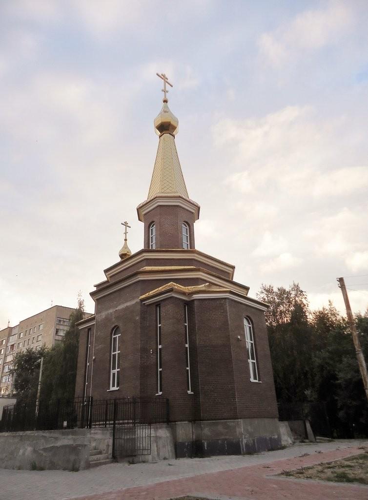 Храм Новомучеников и Исповедников земли Архангельской на Мхах