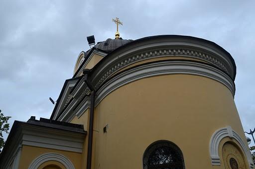 Часовня Андреевского собора во имя Тихвинской иконы Божьей матери