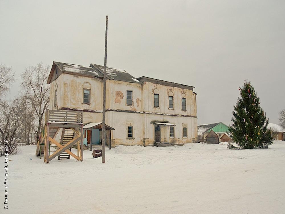 Храм Благовещения Пресвятой Богородицы в Благовещенском