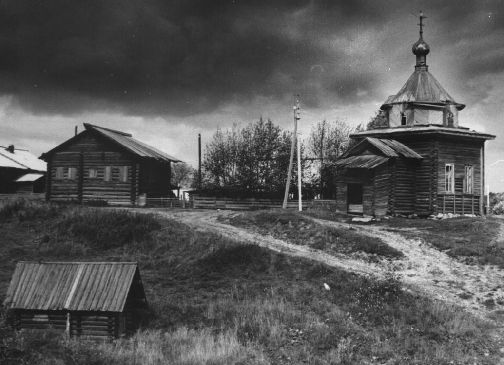 Часовня Казанской иконы Божией Матери в Притыкинской