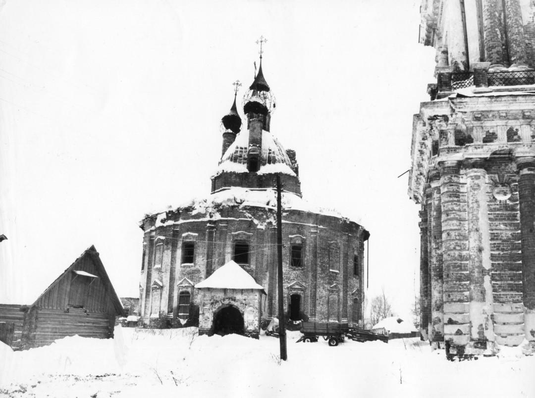 Храмовый комплекс в селе Курба