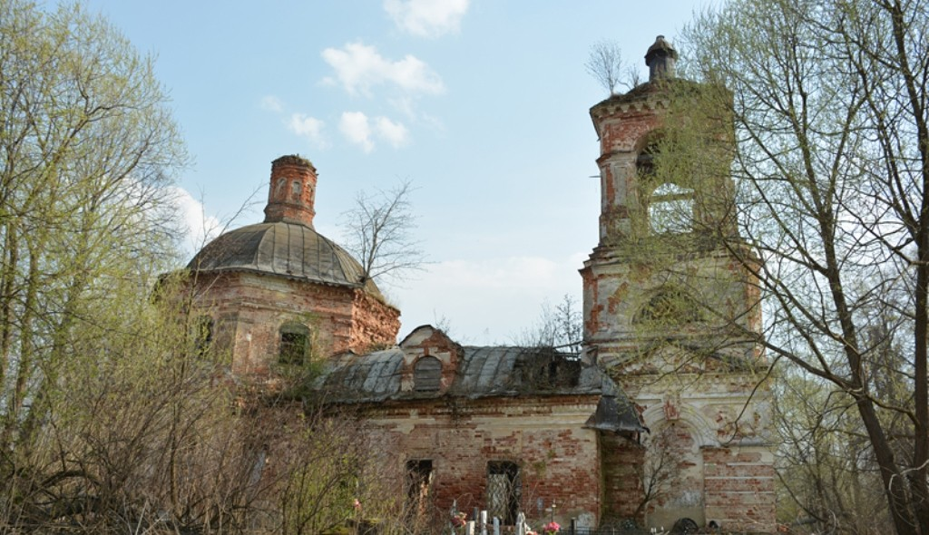Усадьба Алексейцево
