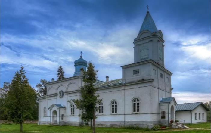 Церковь Святого Николая в Эстонии