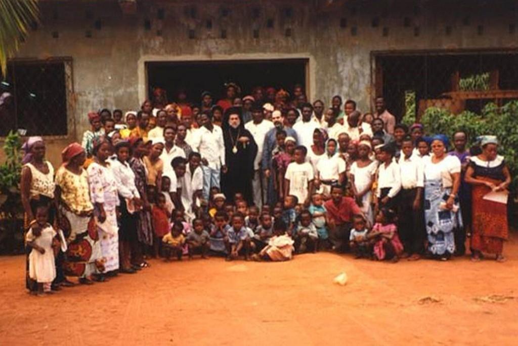 Кафедральный собор в честь Воскресения Христова (Лагос, Нигерия)