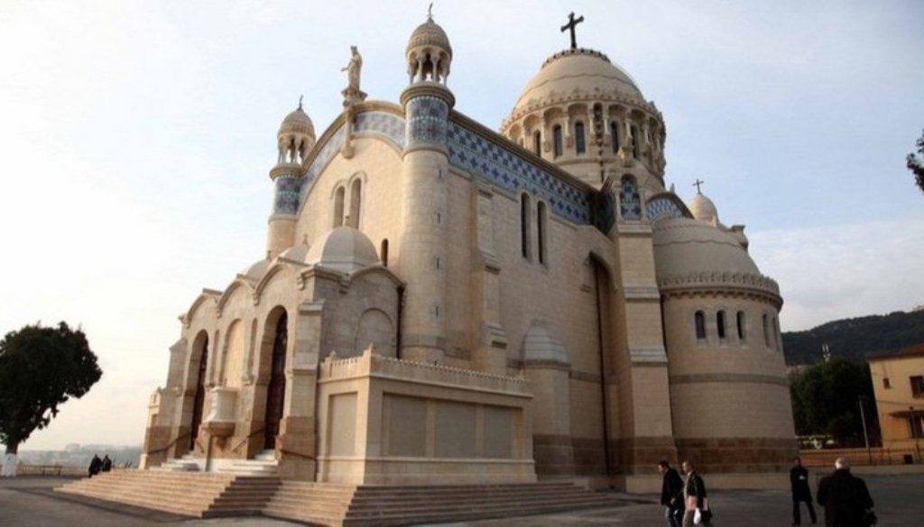Церковь Святой Троицы (Алжир)