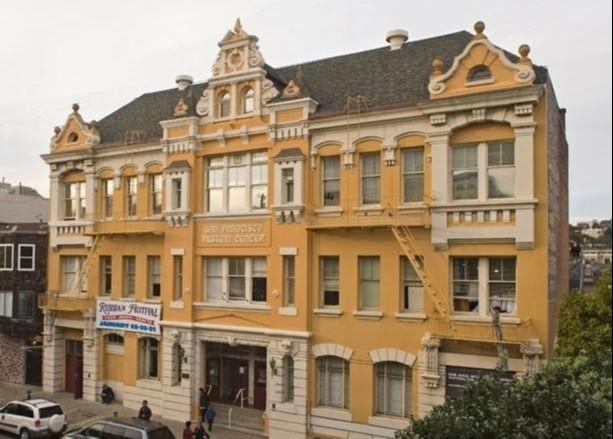 Русский Центр. Сан-Франциско.