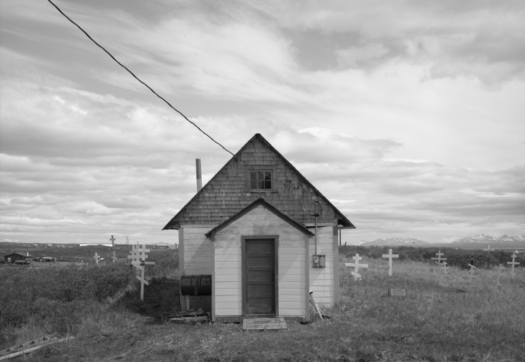 Никольская часовня на Аляске