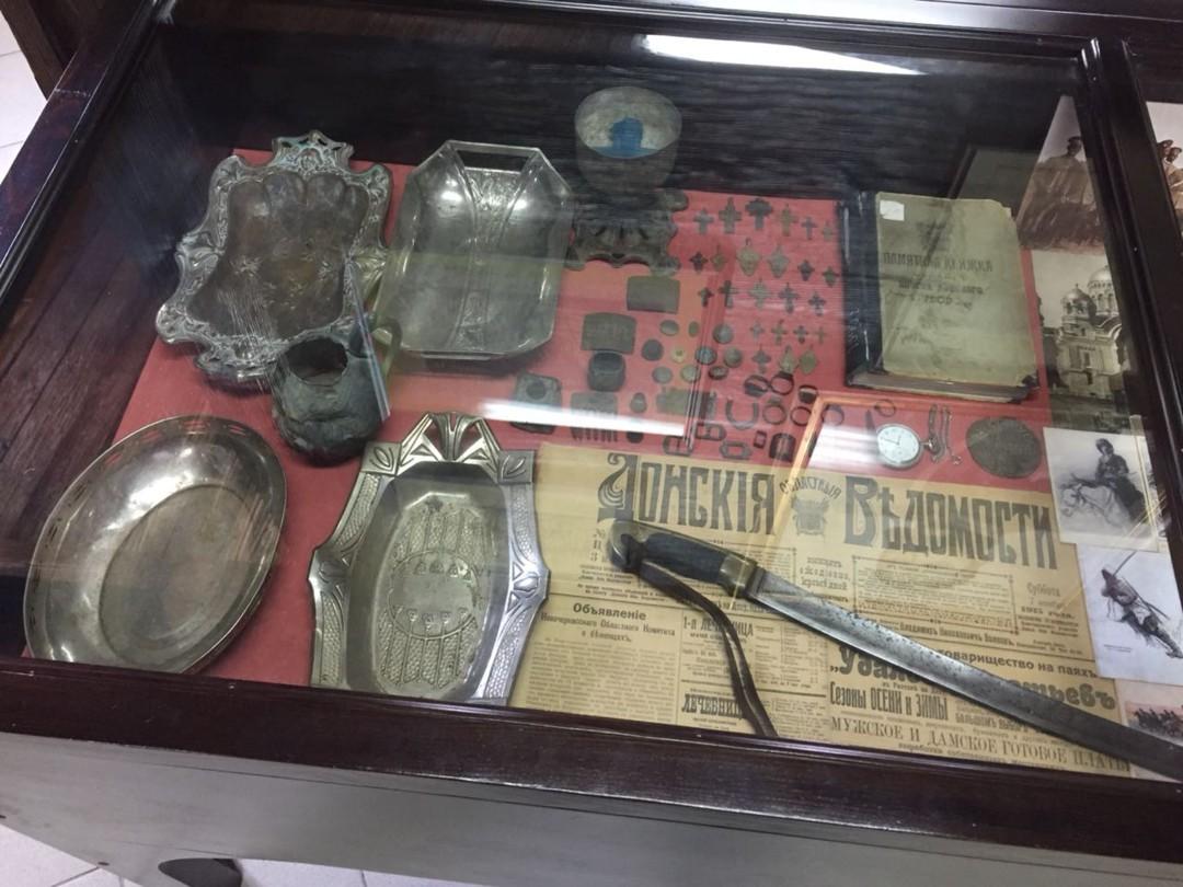Музей истории казачества в станице Еланской