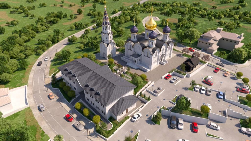 Церковь святителя Николая Чудотворца