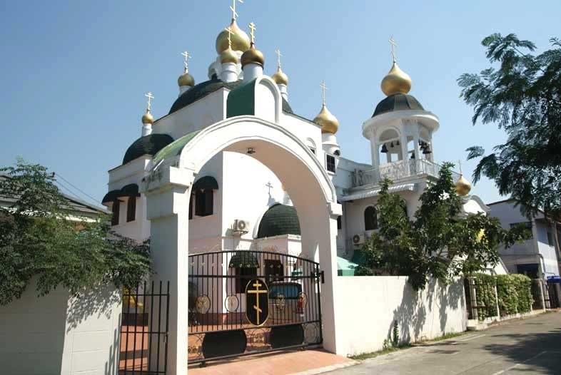 Храм Всех Святых в Паттайе