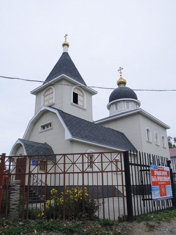 Храм во имя Святителя Иннокентия митрополита Московского
