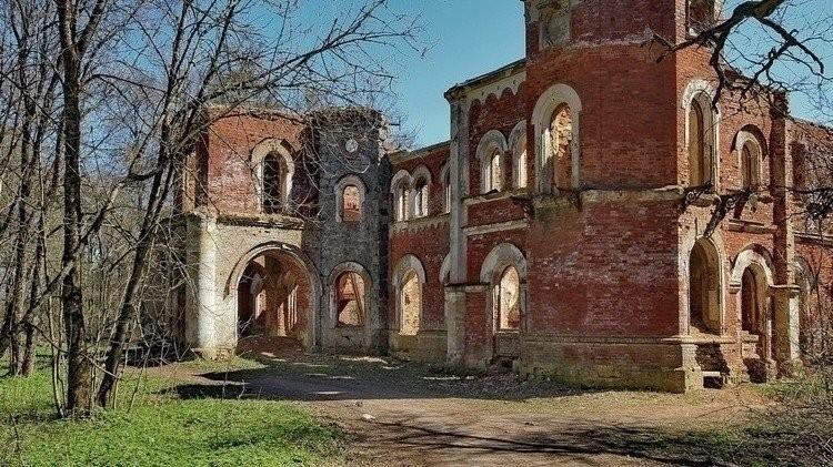 Усадьба Врангелей в Торосово