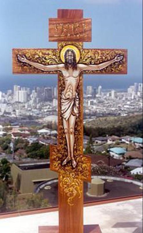 Русская церковь на Гавайях