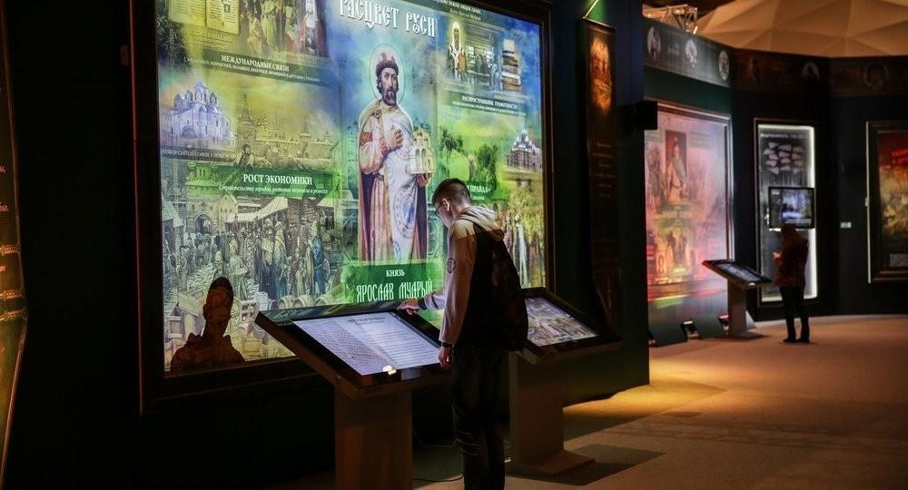 Исторический парк «Россия – моя история» в Тюмени