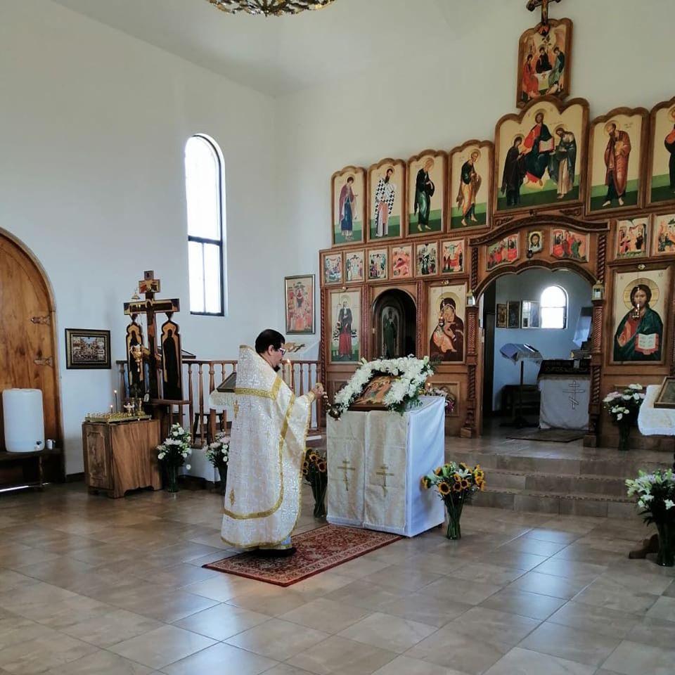 Храм Владимирской иконы Божией Матери (Сан-Хосе, Коста-Рика)