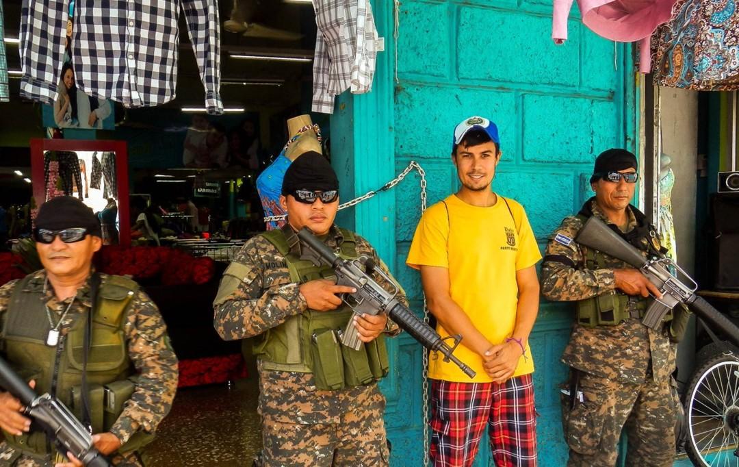 Русские в Сальвадоре