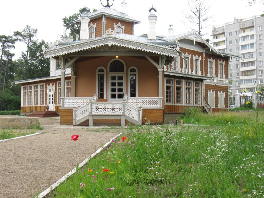 Музей-Усадьба В.П. Сукачева