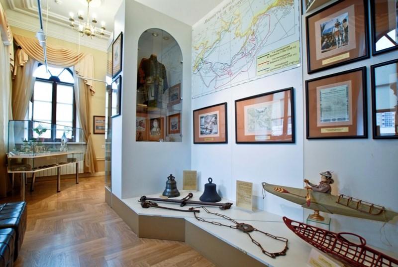 Музей истории города Иркутска им. А.М. Сибирякова