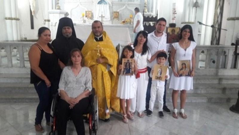 Православный приход во имя прп.Серафима Саровского (Колумбия)