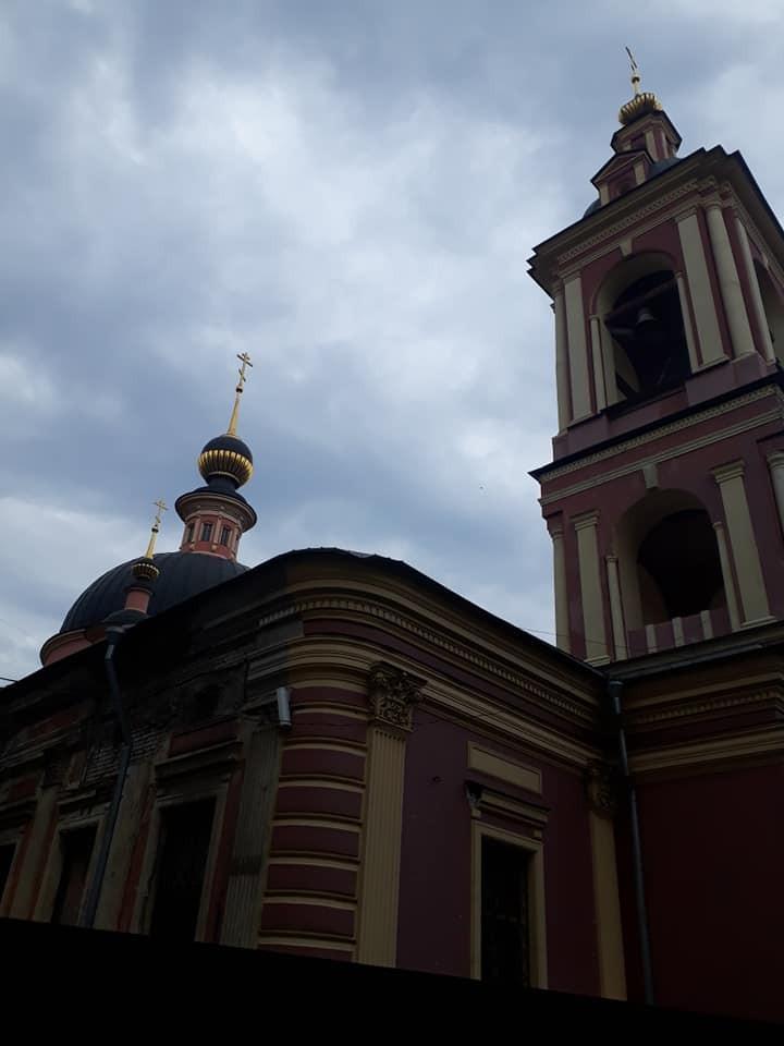 Храм Великомученицы Ирины в Покровском