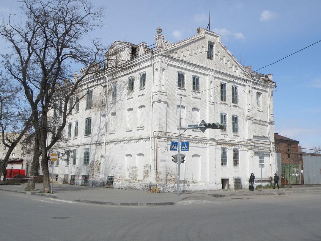 Мельница казака Буланова