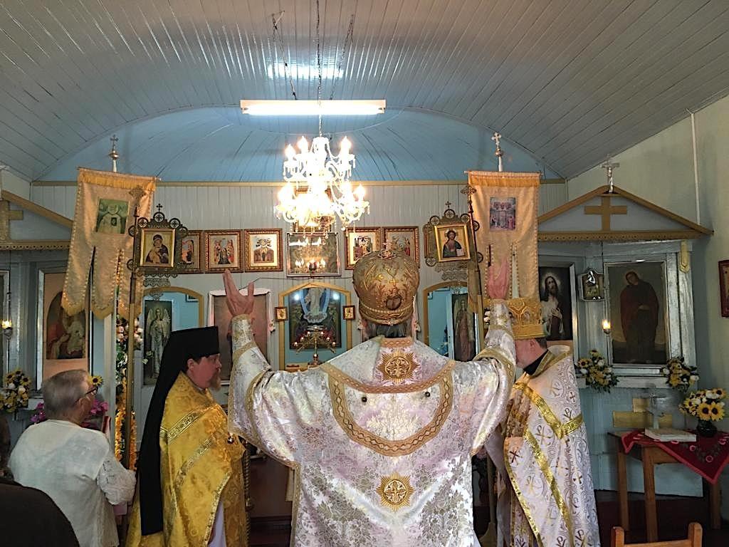 Храм Апостола Иоанна Богослова (Кампина-дас-Мисойнс)