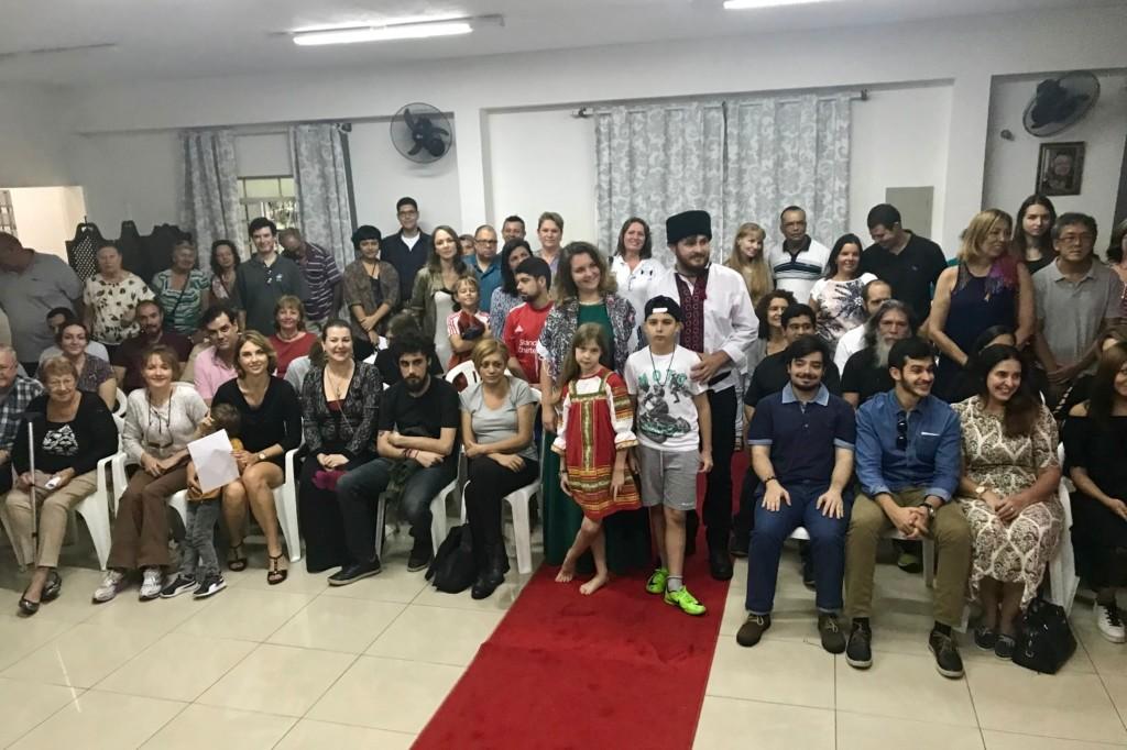Храм Благовещения Божией Матери (Сан-Паулу)