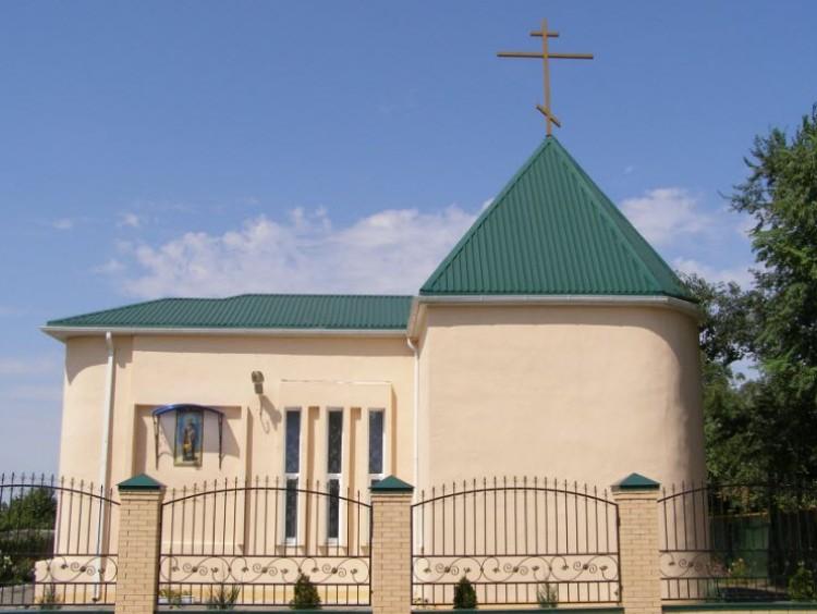 Азовский храм Николая Чудотворца
