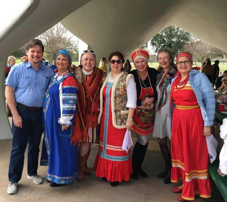 Русская община в Техасе