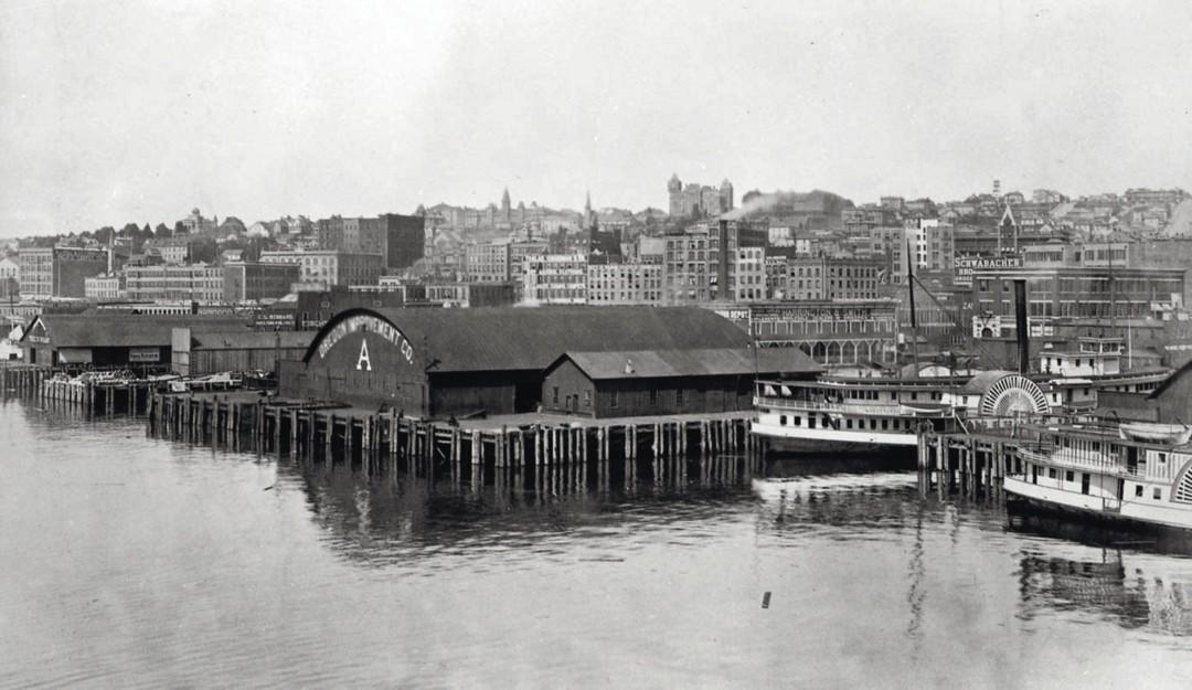 История русской общины в Сиэтле (США)