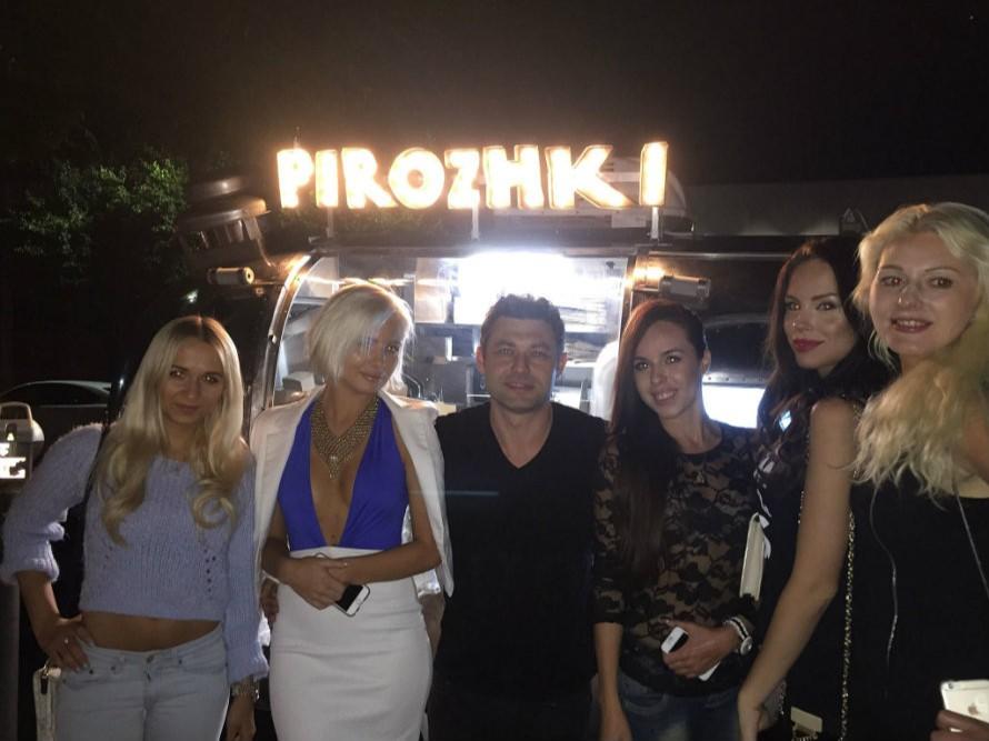Русские в Лос-Анджелесе