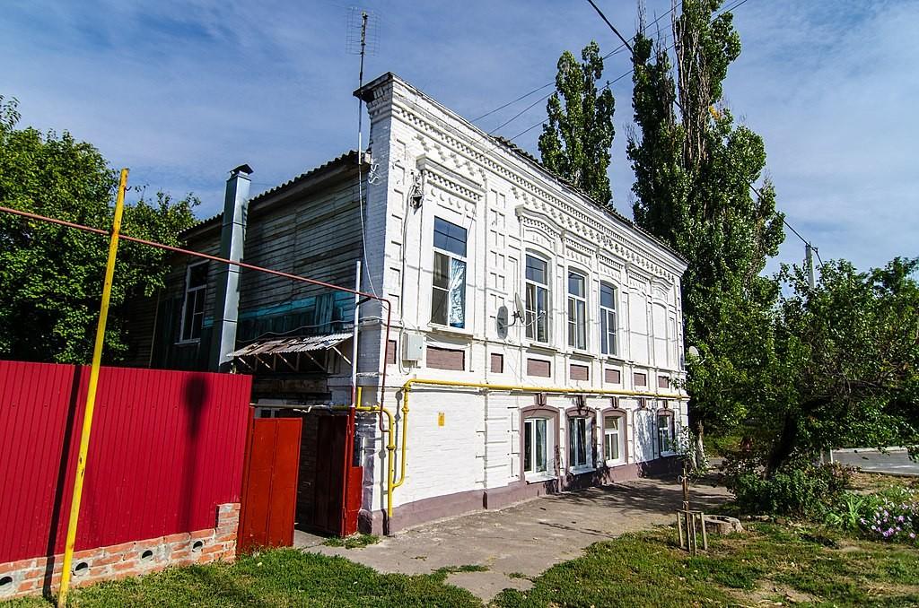 Жилой дом раввина Г.Н. Браиловского