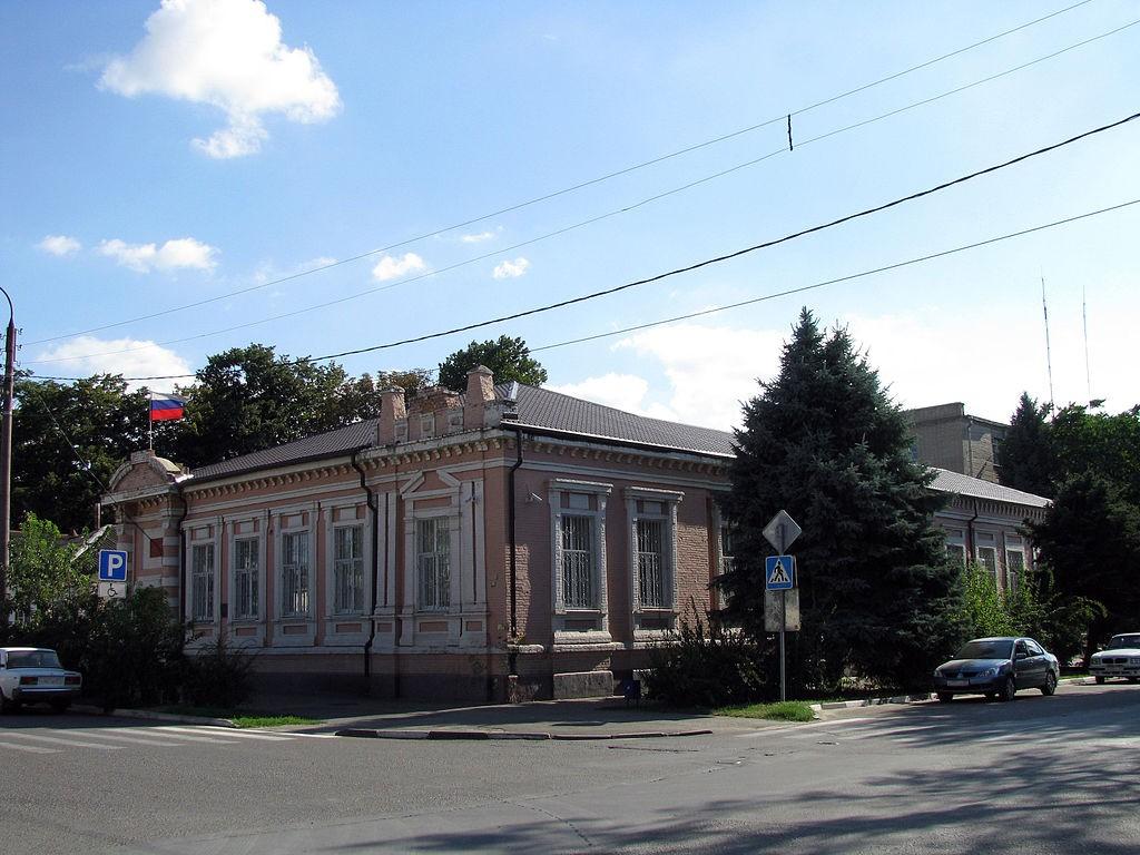 Жилой дом торговца Малиева