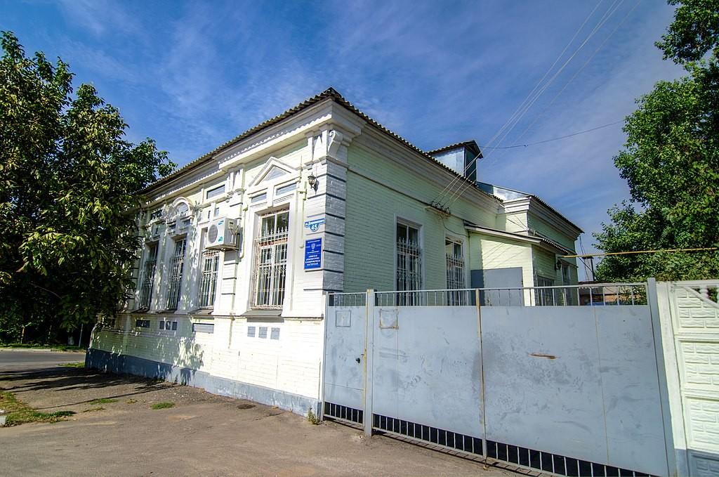 Жилой дом купчихи Олимпиады Капустянской