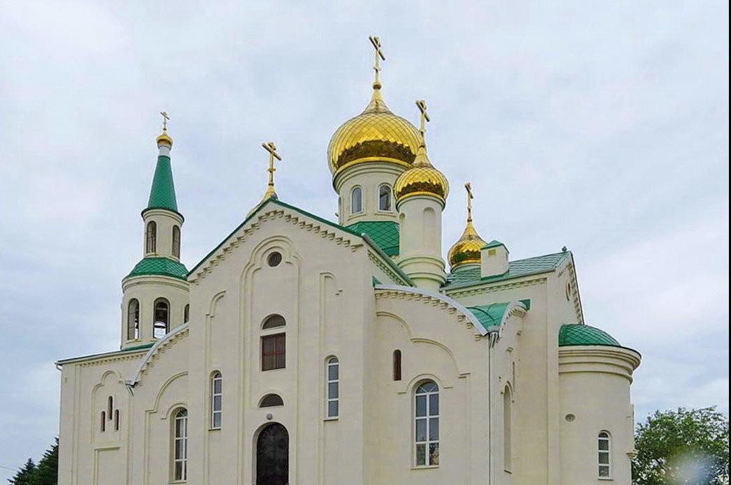 Церковь Николая Чудотворца в Егорлыкской