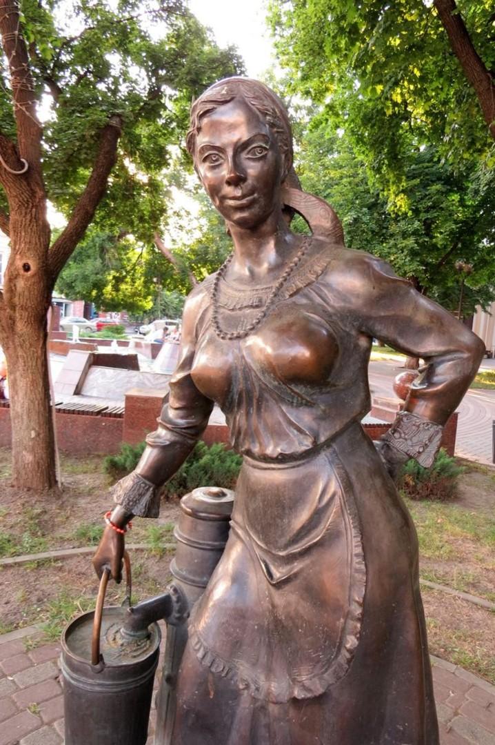 Ростовский памятник водопроводу